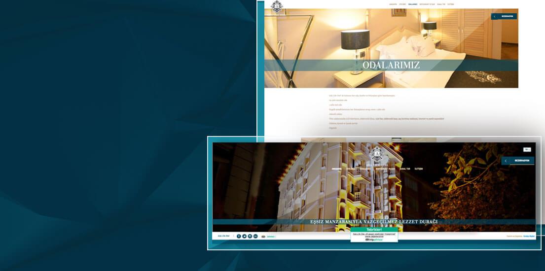 Adalife Otel |Sıradışı Digital
