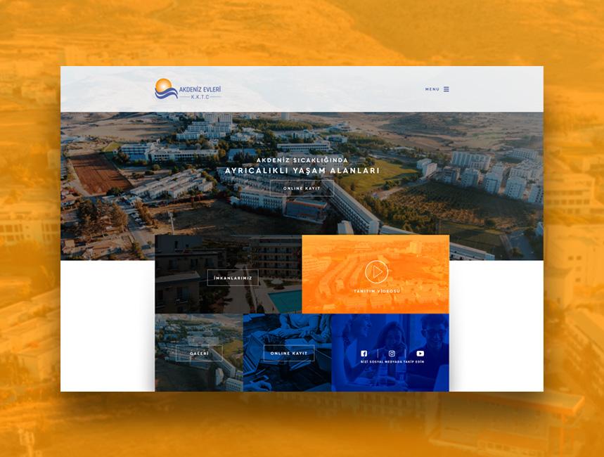 Akdeniz Evleri |Sıradışı Digital