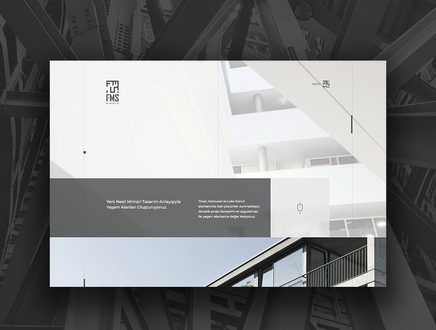 FMS Mimarlık |Sıradışı Digital