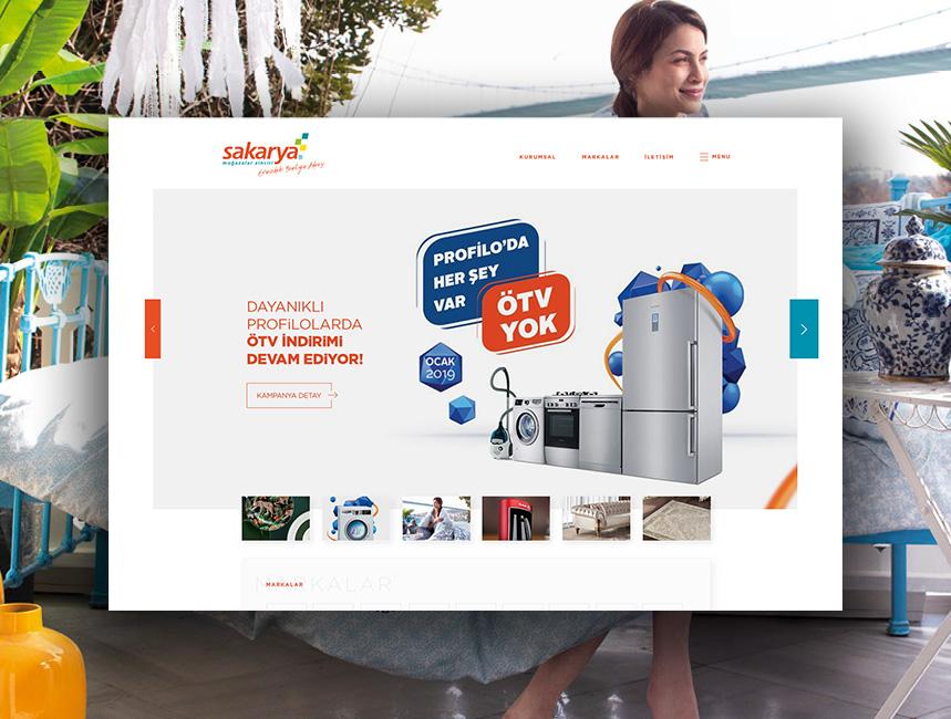 Sakarya Mağazaları |Sıradışı Digital